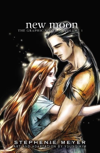 New Moon : the graphic novel
