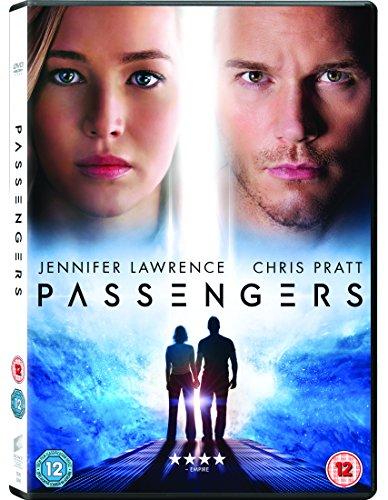 Passengers  DVD   2017