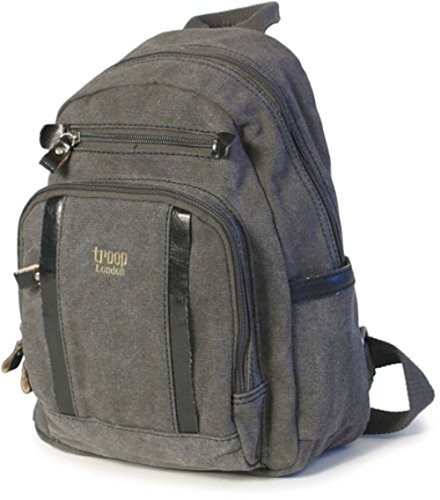 troop-london-damen-rucksackhandtasche-schwarz-schwarz