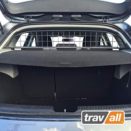 Travall® Guard Hundegitter TDG1403 - Maßgeschneidertes Trenngitter in Original Qualität
