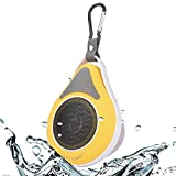 Waterproof Bluetooth Speaker for Outdoor Sports Running Drop Scale Bluetooth Audio with Hanger