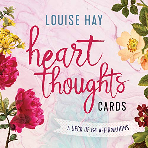 Heart Thoughts Cards: A Deck of 64 Affirmations (Louise Hay-affirmation-karten)