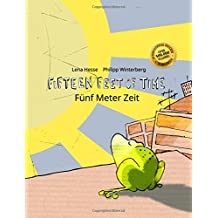 Fifteen Feet of Time/Fünf Meter Zeit: Bilingual English-German Picture Book (Dual Language/Parallel Text)