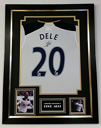 Dele-Alli-of-Tottenham-Signed-Shirt-AFTAL-DEALER-COA
