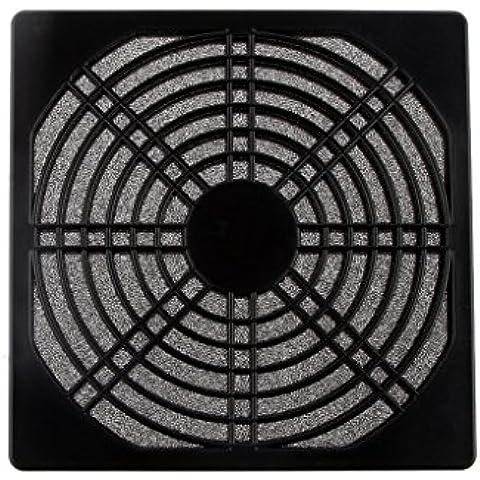 12cm Filtro de Polvo para Ventilador Axial de Ordenador PC
