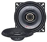 Mac Audio 1107103 Star Flat 10.2 - ultraflacher 2-Wege Koaxial Einbaulautsprecher