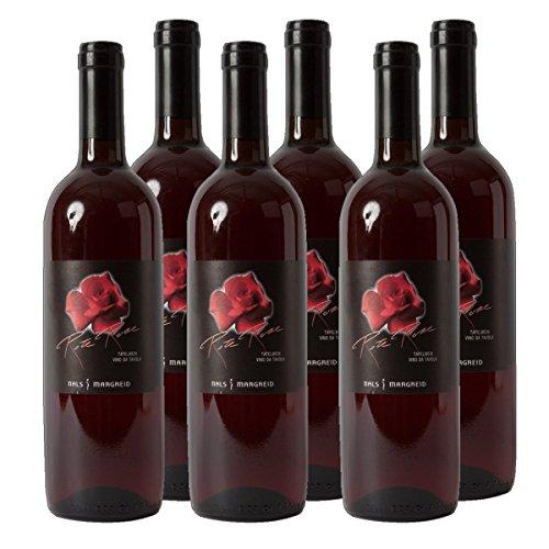 Sdtiroler-Rote-Rose-VdT-Rosenmuskateller-Italien-2016-lieblich-6-x-075-l