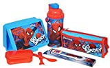 Marvel Spider Man back to School station...