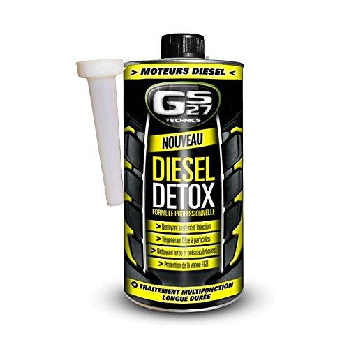 GS27 diesel DETOX Detersivo motore diesel FORMULE PRO