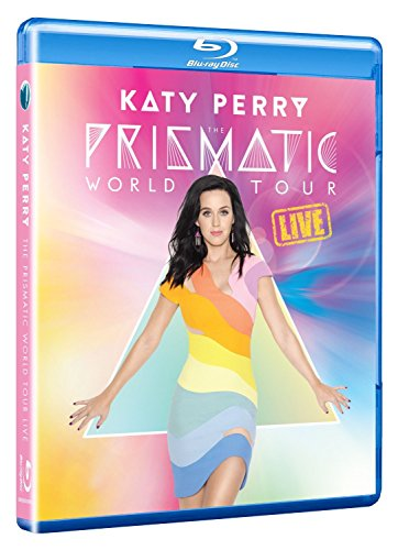The Prismatic World Tour Live [Blu-ray]