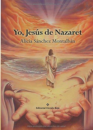Portada del libro Yo, Jesús de Nazaret