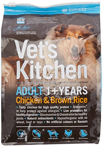 Vet's Kitchen Adult Dog Complete Dog Food Chicken & Brown Rice