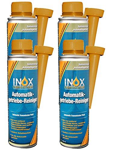 Inox Gear Additivo Pulitore per Cambio Automatico, 4X 250ML