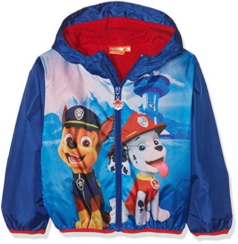 Nickelodeon Jungen Mantel Paw Patrol Tower, Blau, 4-5 Jahre (Blue Coat Jungen)