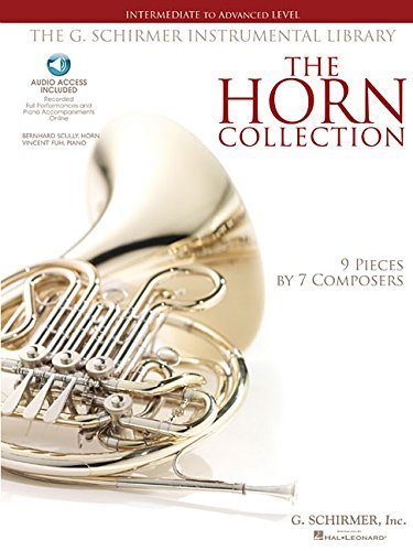The Horn Collection - Intermediate/Advanced: Noten, CD für Horn, Klavier