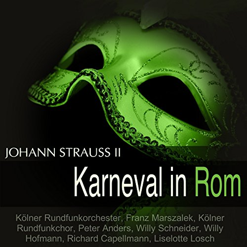 Karneval in Rom, Act II:
