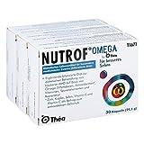 Nutrof Omega Kapseln, 3X30 St
