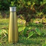 Axiba- Acciaio Inossidabile Flask Boccale Vuoto Portatile Coppa D'isolamento A Doppia Parete caffè Boccette Viaggi,F
