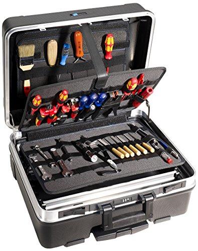 B&W Werkzeugkoffer Go Loops, 120.04/L (Lieferung erfolgt ohne Werkzeug)