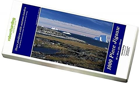 Photo Jigsaw Puzzle of Shore platform with autumn