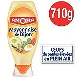 Amora Mayonnaise de Dijon Nature Flacon Souple 710g