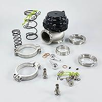 Universale Nuovo vband 44mm esterno Turbo Turbine turbocompressore Wastegate + Molla 14PS + SS304Hardware Turbo Turbine turbocompressore Wastegate