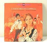 Livre-Disque L'Histoire de Coppelia d'après Hoffmann (Vinyle 33 Tours)
