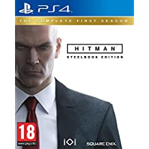 Square Enix Hitman, The Complete First Edition (Steel Book Edition) PS4