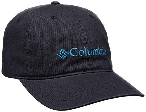 Columbia ROC Logo Ball Cap, unisex, ROC Logo, India Ink/Compass Blue, Taglia unica