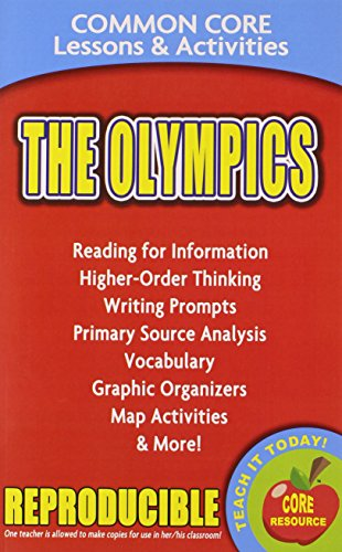 Olympics (Common Core) por Carole Marsh
