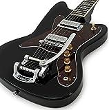 Guitare Électrique Silvertone 1478 noir
