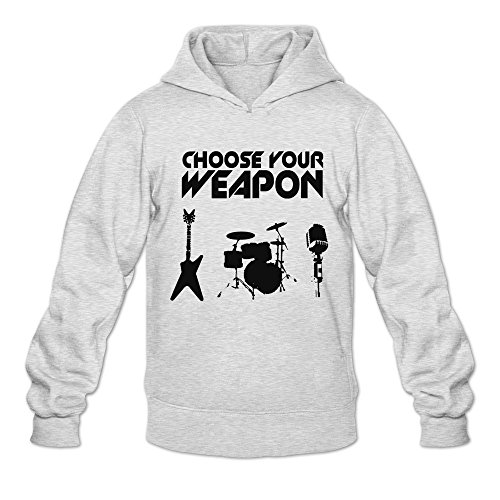 xj-cool-choose-your-weapon-instrument-mens-personalized-sweater-ash-size-m