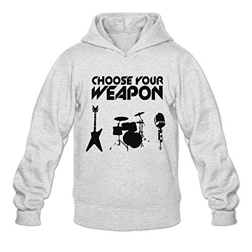 xj-cool-choose-your-weapon-strumento-da-uomo-con-cappuccio-in-legno-di-frassino-alla-moda-grigio-m
