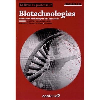 Biotechnologies 1e stl livre du professeur pdf complete biotechnologies 1e stl livre du professeur pdf complete fandeluxe Images