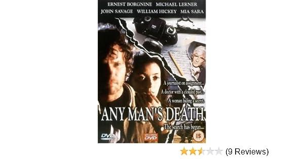 Any Man's Death [DVD] by John Savage: Amazon co uk: John Savage