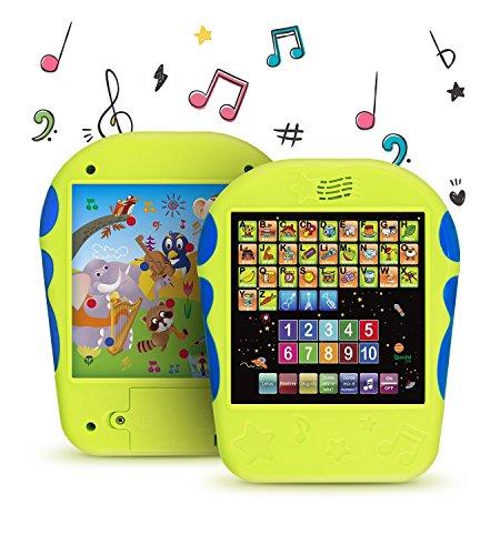 tablet giocattolo Boxiki Kids Tablet per L Apprendimento delle Spagnolo By Gioco Educativo