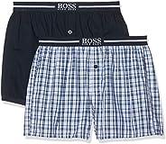 BOSS herr Nos Boxer Ew 2P Boxershorts (2-pack)