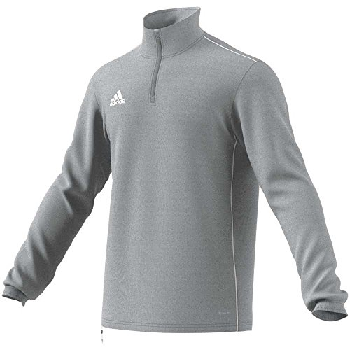 adidas Herren Core18 Training Top, Stone/White, L (Training Adidas)