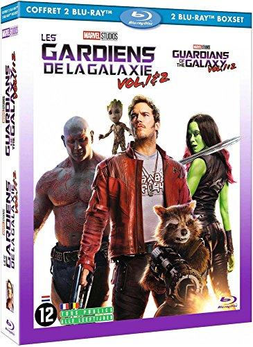 Coffret les gardiens de la galaxie 1 et 2 [Blu-ray] [FR Import] Preisvergleich