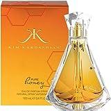 Kim Kardashian Pure Honey Eau de Parfum Spray for Women, 3.4Ounce by Kim Kardashian