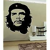 Wandtattoo Che Guevara Größe L