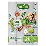 #5: Indyah! Apple Cinnamon Granola Bar 6pc Pack
