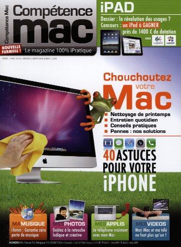 Compétence Mac 11 - Chouchoutez votre Mac