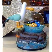 Disney Finding Nemo gaviota Mine–Bola de nieve