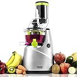 Cecotec Cecojuicer Pro Entsafter für Obst und Gemüse, Kaltpressverfahren, extra große Öffnung...