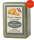 Marius Fabre Savon de Marseille - Savonnette de 250g à l'huile d'olive, parfumée à...