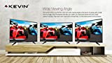 Kevin 101.6 cm (40 inches) KN40S Full HD LED Smart TV (Black)