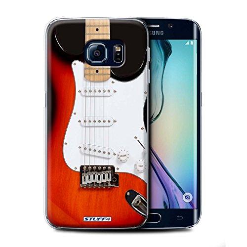 Coque de Stuff4 / Coque pour Apple iPhone 5/5S / Rouge Electrique Design / Guitare Collection Rouge Electrique