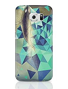 PosterGuy Samsung Galaxy S6 Case Cover - Flying Whale | Designed by: SreyArt