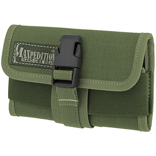 Mobile Holster (Maxpedition Horizontal Smart Phone Holster - OD green)